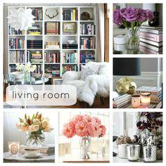 berries & passion | apartment decorating