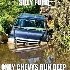 Silly fords. #FordsSuck