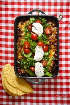 TOLKUTTOMAN VIIKON RUOKALISTA – Liemessä Quesadillas, Tex Mex, Fodmap, Cheddar, Vegetarian Recipes, Tacos, Food And Drink, Menu, Koti