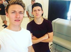 Tom and Haz
