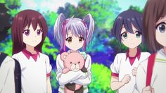 Myriad Colors Phantom World - scheda di AnimeClick.it