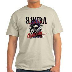 Elektra Assassin 2 T-Shirt on CafePress.com