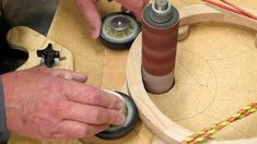 Circumferential & Radial Grain Solid Wood Wheels