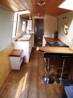 Scrumpy 60ft 1993 Liverpool Boats 6x berth traditional stern narrow boat
