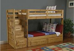 Bunk bed plans with stairs Bunk Bed Stairs with Drawers Design Ideas bunk bed with stairs and drawers and desk loft bed stairs with drawers plans bunk bed with built in Bunk Bunk Beds With Drawers, Wooden Bunk Beds, Bunk Beds Built In, Bunk Beds With Storage, Cool Bunk Beds, Bunk Beds With Stairs, Kids Bunk Beds, Bed Storage, Loft Beds