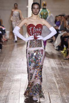 Maison Martin Margiela Fall 2014 Haute Couture