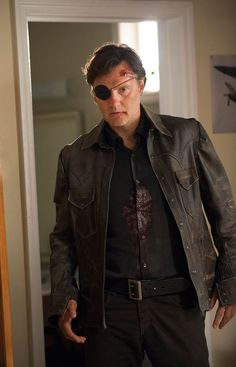 I loved that they brought the Governor back. I loved him, because he's such a complex character, and it was a challenge to understand him. Also he's badass as hell.