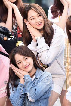 FY!GU9UDAN Kpop Girl Groups, Korean Girl Groups, Kpop Girls, Kim Chungha, Jung Chaeyeon, Choi Yoojung, Jeon Somi, K Pop Star, Miss You Guys