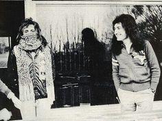 Roger Taylor and John Deacon of Queen. Queen Photos, Queen Pictures, John Deacon, Save The Queen, I Am A Queen, Queen Queen, Bryan May, Roger Taylor Queen, Ben Hardy