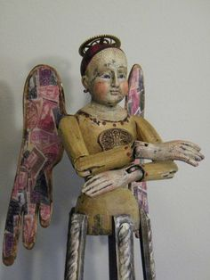 daryle cook's santos doll