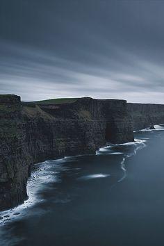 Cliffs of Moher by Marius Kastečkas