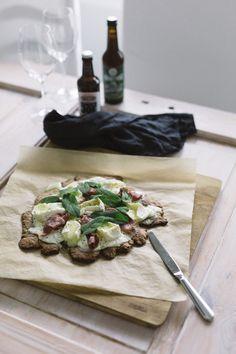 Castello Creamy White Cheese / Baking / White Pizza / Food / Noora&Noora nooraandnoora.com