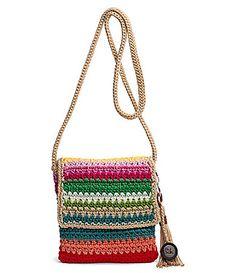 The Sak Shoulder Bag Inspiracion ༺✿ƬⱤღ https://www.pinterest.com/teretegui/✿༻