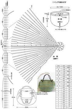 [코바늘가방뜨기] 정말 심플하고 예쁜 코바늘가방만들기 심플하고 예쁘지요....쉽고... 올림푸스사의 공개...