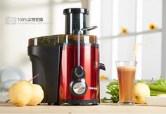 109.99$  Buy now - http://aliift.worldwells.pw/go.php?t=32359533744 - 220V 400W Juice Extractor 508 home-juicer electric fruit juicer juice machine baby food maker 109.99$