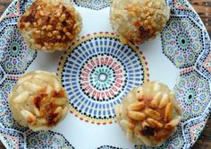 Panallets, Traditional dessert #barcelona, #catalonia #yummy
