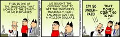 The Dilbert Strip for March 15, 2013