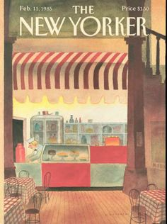 Abel Quezada | The New Yorker Covers