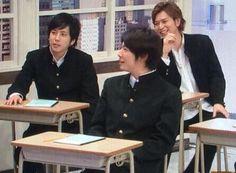 Nino & Masaki & Jun