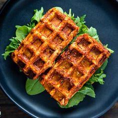 Barbecued Waffle Iro