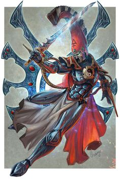 Asurmen the Hand of Asuryan by PlumpOrange on DeviantArt