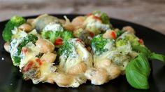 Sunn matglede Potato Salad, Cauliflower, Potatoes, Vegetables, Ethnic Recipes, Food, Cauliflowers, Potato, Essen