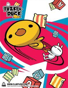 Tuzki & Duck: Design #4