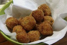 Polpette di tonno fritte con video ricetta