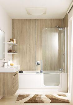✔ 34 brilliant small bathroom storage organization ideas 6 – Home Design Inspirations Small Bathroom Storage, Modern Bathroom Design, Bathroom Interior Design, Shower Cabinets, Modern Shower, Bathroom Furniture, Bathroom Ideas, Bathroom Showers, Amazing Bathrooms