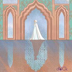 dUCk scarves @duckscarves Instagram photos   Websta Duck Scarves, Anime Muslim, Woman Illustration, Muslim Girls, Girl Cartoon, Islamic Art, Cute Wallpapers, Picture Photo, Illustrators