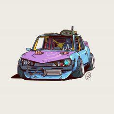 Character Art, Character Design, Cool Car Drawings, Cyberpunk Aesthetic, Car Illustration, Futuristic Cars, Car Sketch, Automotive Art, Car Wallpapers