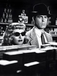 Double Indemnity |  The film stars Fred MacMurray as an insurance salesman, Barbara Stanwyck as a provocative housewife who wishes her husband were dead, and Edward G. Robinson as a claims adjuster whose job is to find phony claims.