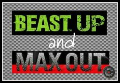 Beast Up and Max Out - Hybrid Schedule for Body Beast and Insanity Max:30