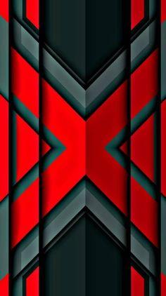 MuchaTseBle Japanese Wallpaper Iphone, Heart Iphone Wallpaper, Phone Wallpaper Design, Computer Wallpaper, Red Colour Wallpaper, Summer Wallpaper, New Wallpaper, Colorful Wallpaper, Phone Backgrounds