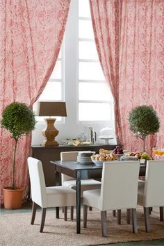 Paris Dining table Dining Chairs, Dining Table, Sideboard, Curtains, Furniture, Paris, Home Decor, Black, Blinds