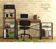 【楽天市場】パソコンデスク linz iwp-86 あす楽対応デスク pcデスク ワークデスク 書斎机 90cm幅 奥行き45 省スペース システムデスク…