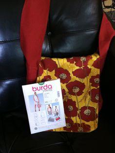 Summer Sack - Burda Young 7223