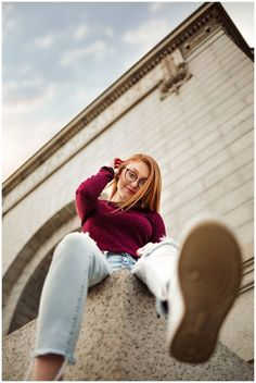 senior picture ideas, north canton ohio photographer, ohio senior photographer, … – Willkommen in meiner Welt Cute Poses For Pictures, Girl Senior Pictures, Senior Girls, Downtown Senior Pictures, Pictures Of Girls, Vintage Senior Pictures, Urban Pictures, Happy Pictures, Beautiful Pictures