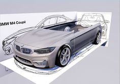 BMW M4 Coupe 6 by Artsoni3D.deviantart.com on @DeviantArt