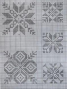 Norwegian patterns - world in my hand! - Home Moms Xmas Cross Stitch, Cross Stitching, Cross Stitch Embroidery, Embroidery Patterns, Cross Stitch Patterns, Crochet Patterns, Fair Isle Knitting Patterns, Knitting Charts, Knitting Stitches