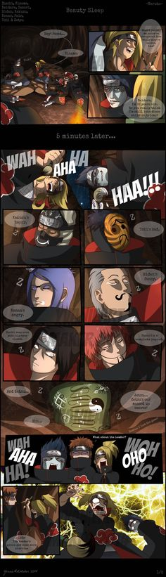 Yay!!! My first time doing all Akatsuki members together (No Tobi though...) All characters are from Naruto! (Love Kisame ) Made with my Tablet, Paint Tool SAI and Picmonkey. Naruto belongs to Masa...