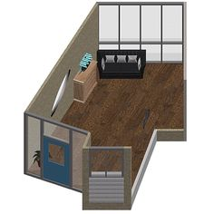 Envision delivers beautiful 3D illustrations. We are specialised in 3D house plans. These 3D house plans are popular with house owners and real estate brokers, who are selling houses, because our products allow better place the pictures presented on the website. The result is that the potential buyer gets a more clear picture of the house. The atmosphere is an important property of the house, and the 3D models together with pictures allow transfer it in a better way.