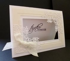 Chantilly Wedding Day by sistersandie - Cards and Paper Crafts at Splitcoaststampers