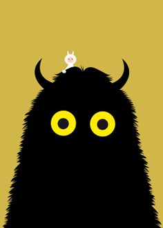 #Illustration Where the Wild Things Are.