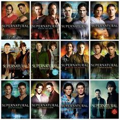 Supernatural novel tie-ins. Has anybody read any of these? I didn't know there were really BOOKS...must find!