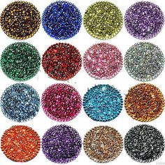 Careful 35 Colors 3mm 1000pcs Crystal Glass Spacer Beads Czech Seed Neon Beads For Jewelry Handmade Diy Free Shipping Special Buy Beads & Jewelry Making