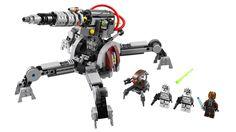 LEGO.com Star Wars Products - Clone Wars - 75045 Republic AV-7 Anti-Vehicle Cannon