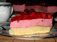 Рецепт торта к 8 марта