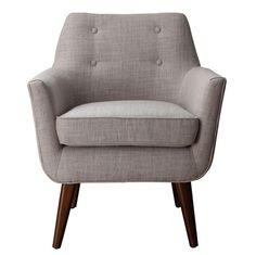 Claude Beige Linen Chair