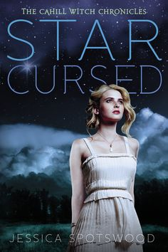 STAR CURSED: The Cahill Witch Chronicles, Book Two by Jessica Spotswood -- In the highly anticipated sequel to Born Wicked,  Cate, Maura and Tess's quest to find love, protect family, and explore their magic against all odds in an alternate history of New England.
